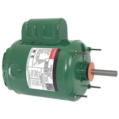 Farm Duty Mtr, PSC, TEAO, 1/3 HP, 1100 RPM