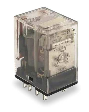8 Pin High Amp Square Relays
