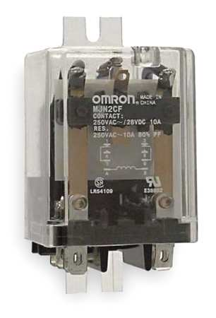 Relay, 8Pin, DPDT, 10A, 240VAC