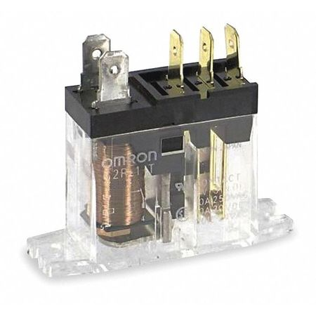 Relay, 5Pin, SPDT, 10A, 24VAC