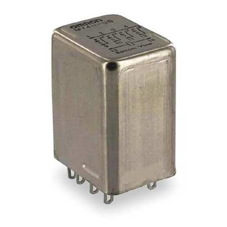 Hermetically Sealed Relay, 14 Pins, 120VAC
