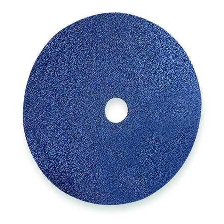 Fiber Disc, 7x7/8, 80G, PK25