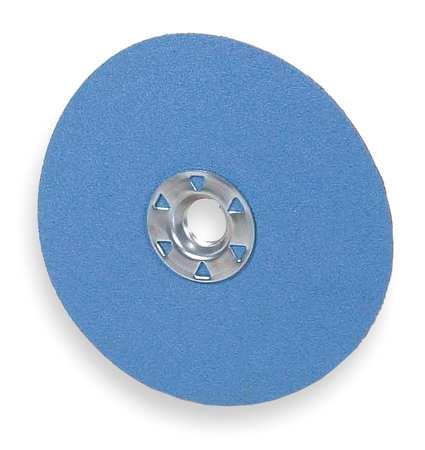 Fiber Disc, 7x5/8-11, 50G, PK25