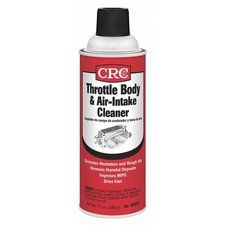 Fuel Inject/Intake Cleaner, 16 oz.Aerosol