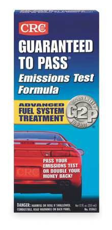 Emissions Test Formula, 12 oz