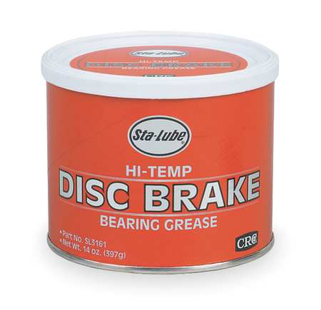High Temperature Disc Brake Grease, 14 oz