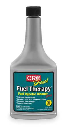 Fuel Injector Cleaner, 12 oz, Diesel