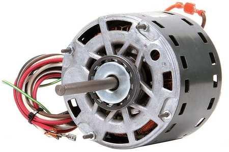 Motor, PSC, 1/3 HP, 1075 RPM, 115V, 48YZ, OAO