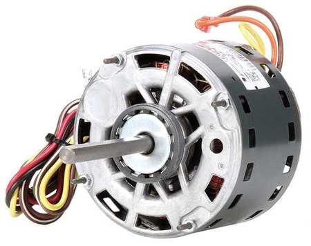 Motor, PSC, 1/4 HP, 1075, 208-230V, 48YZ, OAO