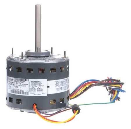 Motor, PSC, 1/3 HP, 1075, 208-230V, 48YZ, OAO