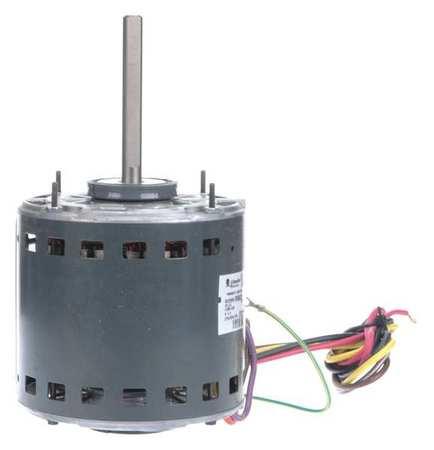 Motor, PSC, 1/2 HP, 1075, 208-230V, 48YZ, OAO