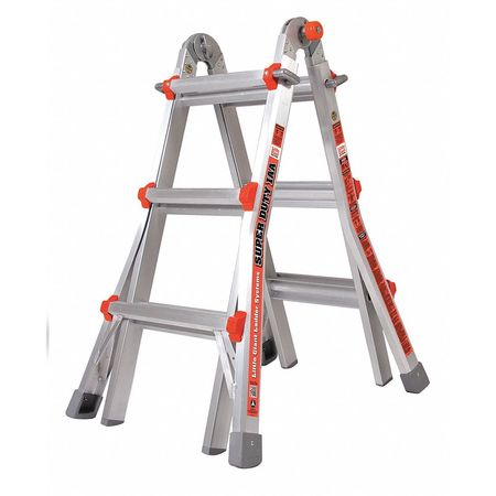 Multipurpose Ladder, 13 ft., IAA