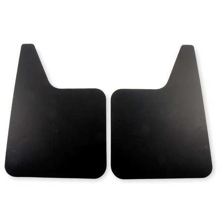 Splash Guards, Black, 12x18 In, PR