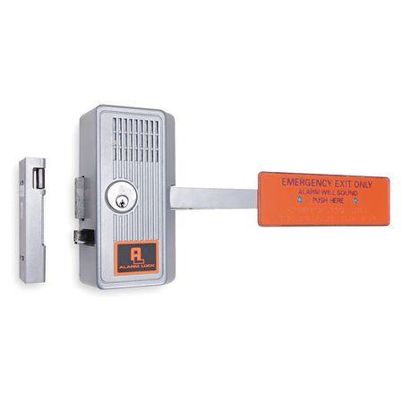Emergency Exit Door Alarm 99dB Chrome  sc 1 st  Zoro Tools & Alarm Lock Emergency Exit Door Alarm 99dB Chrome 250 US28WP | Zoro.com