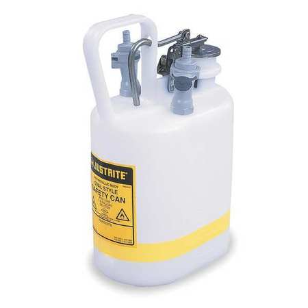 HPLC Waste Can, 1 Gal., EDPM