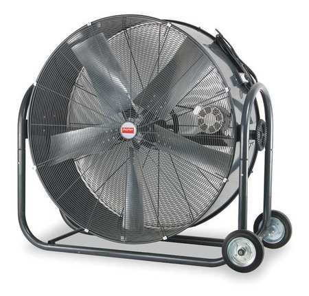 "36"" Mobile Air Circulator,  9000/14, 000 cfm"
