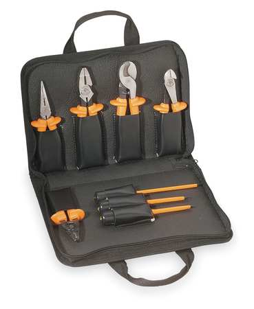 Insulated Tool Set, 8 pc.