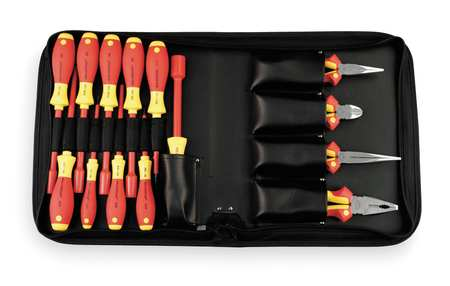 Insulated Tool Set, 14 pc.