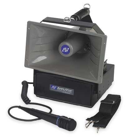 Half-Mile PA System, 15 V