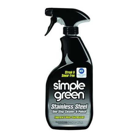 Metal and Stainless Steel Cleaners