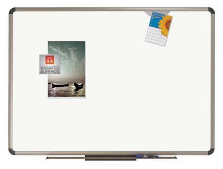 "48"" x 72"" Magnetic Porcelain Dry Erase Board,  Wall Mounted"