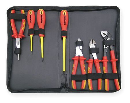 Insulated Tool Set, 7 pc.