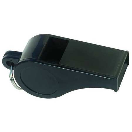 Whistle,  Standard,  Black,  ABS Plastic