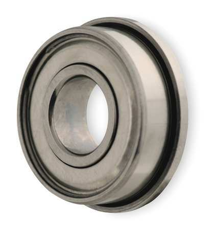 Mini Ball Bearing,  Flanged,  Bore 5.00mm