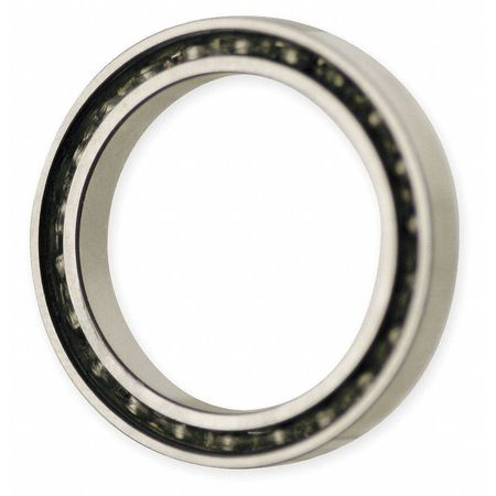Mini Ball Bearing, Open, Bore 0.3750 In