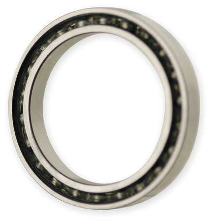 Mini Ball Bearing, Open, Bore 0.5000 In
