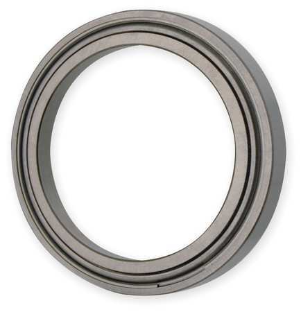 Mini Ball Bearing, Shielded, Bore 0.6250In