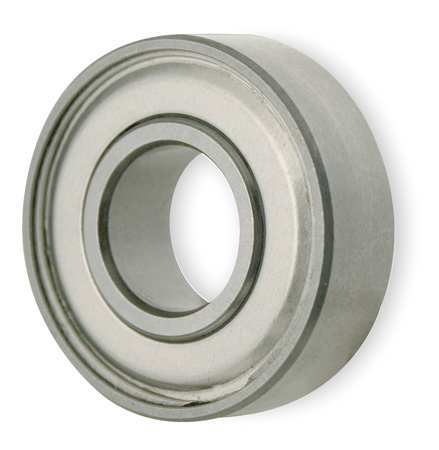 Mini Ball Bearing,  Shielded,  Bore 7.00mm