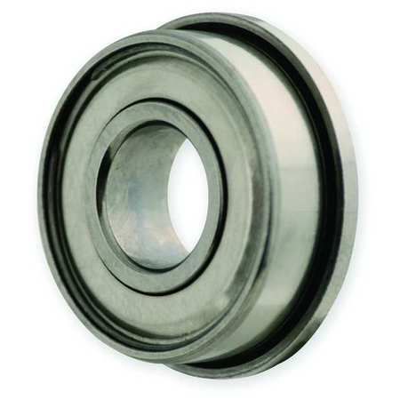 Radial Bearing, DBL Shield, .1875 In. Bore
