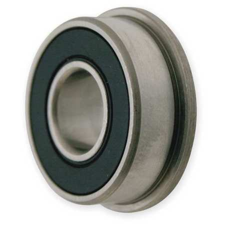 Radial Bearing, DBL Seal, 0.5000 In. Bore