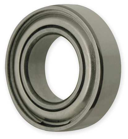 Radial Bearing, Double Shield, 20mm Bore