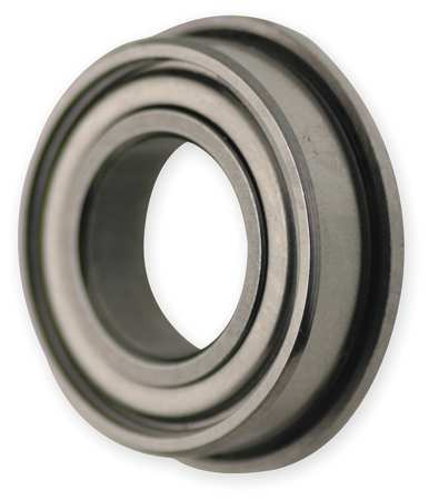 Radial Bearing, Double Shield, 17mm Bore