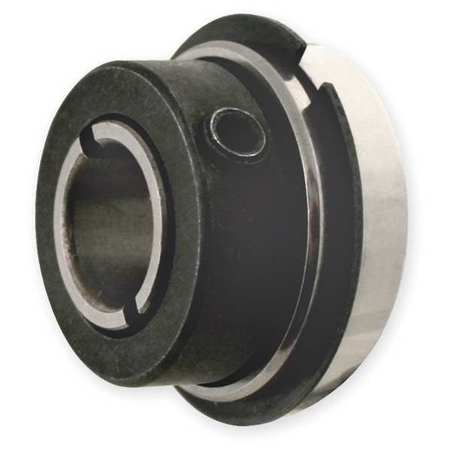 Collar Bearing, Flanged, Bore 0.3750 In