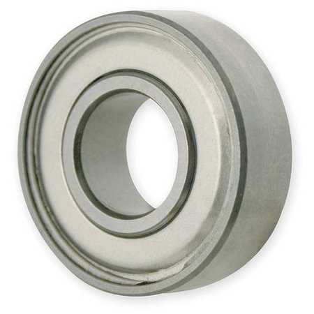 Radial Bearing, DBL Shield, 0.125 In. Bore