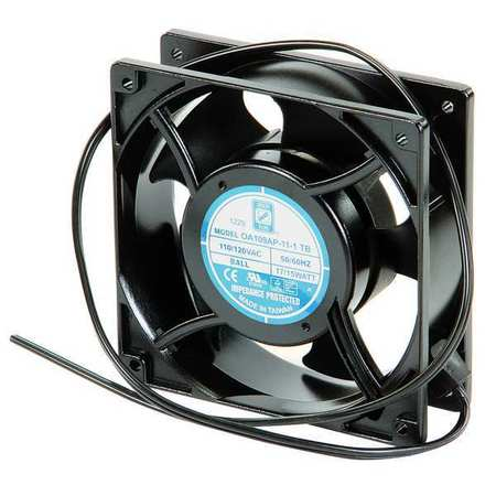 "4-5/7"" Square Axial Fan,  115VAC"