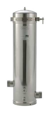 Filter Housing, Stainless Steel, 96 GPM
