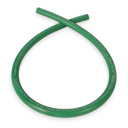 "1/4"" ID x 250 ft Buna-N Bulk Push-On Hose 400 PSI GN"