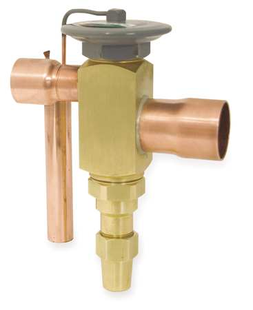 Themostatic Expansion Valve, 3 to 5 Tons