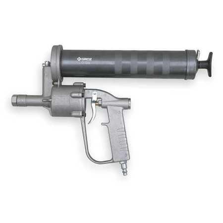 Air Grease Gun, Single Shot, 5000 psi