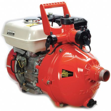 Portable Firefighting Pumps