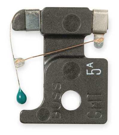 5A Fast Acting Plastic Telecom Fuse 125VAC/60VDC
