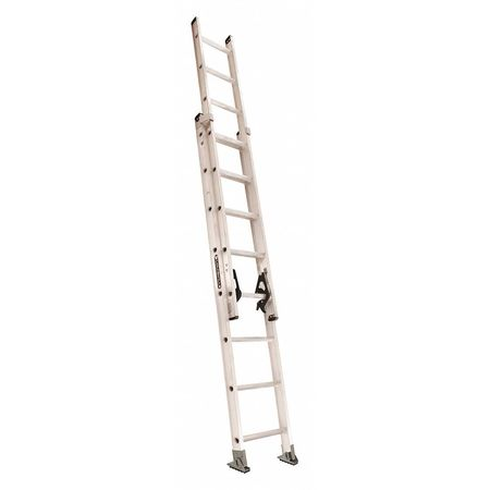 Extension Ladder,  Aluminum,  16 ft. ,  IA