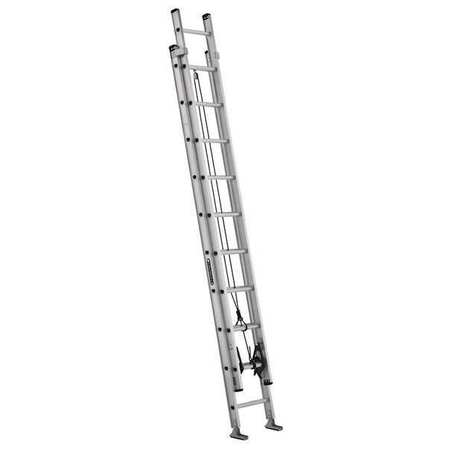 Extension Ladder,  Aluminum,  20 ft. ,  IA