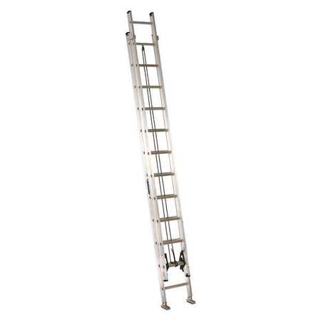 Louisville Extension Ladder Aluminum 24 Ft Type Ia