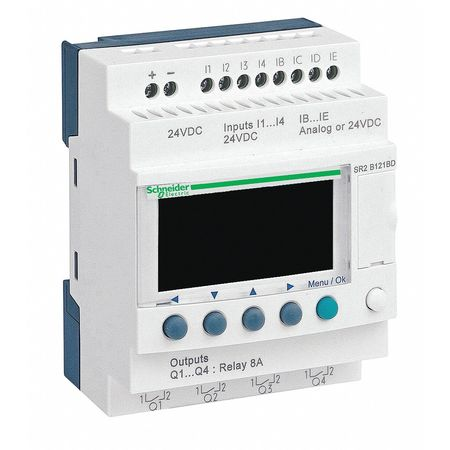 Logic Relay,  Input Voltage 24VDC