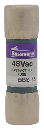 Fast Acting Midget Fuse, Amps 7, BBS